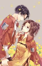I'm In Love With Crazy(A Levi x Hanji Fanfic) by audrey_keemstar