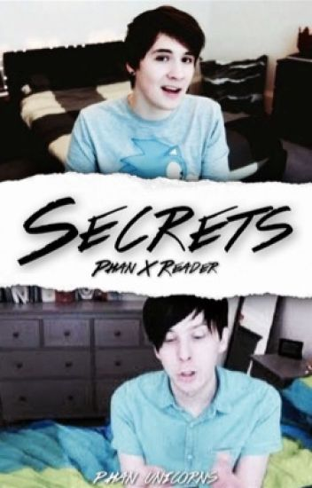 Secrets - Reader X Youtubers/Phan