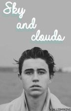 Sky and clouds | Spin Off Nash Grier [Change's series] by njallismyking