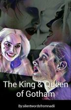 King & Queen of Gotham by silentwordsfromnadii