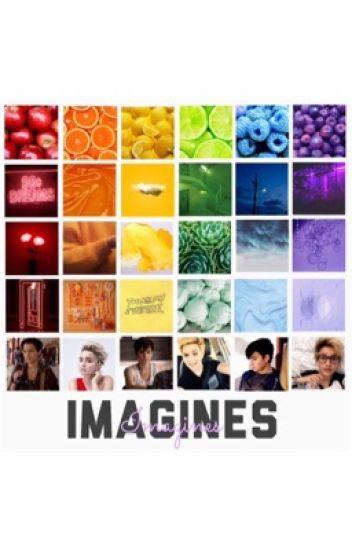 Bex Taylor-Klaus / Audrey Jensen Imagines