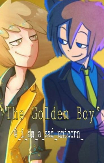 """The Golden Boy"" {GoldenxFreddy} #FNAFHS"