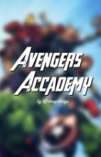 Avengers Accademy  by stonyalways