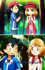 Once Every Moon ~ AmourShipping by XxTheOppositesxX