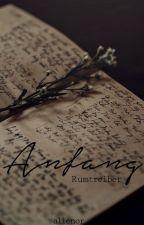 Anfang || Rumtreiberzeit (HP) by alienor