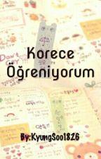 Korece Öğreniyorum by KyungSoo1826