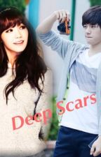 Deep scars (Myungsoo and Eunji ) by goat101