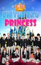 I'm the EXO Princess (Book 1) by clandestinica