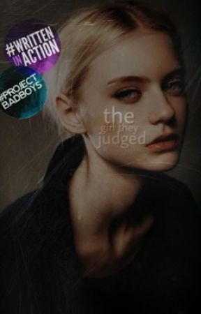The Girl They Judged |1| by rxinbowsxd