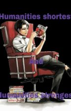 Levi X male reader (humanities shortest) by tim_and_griffn12