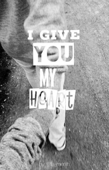 I give you my hearth||SOSPESA