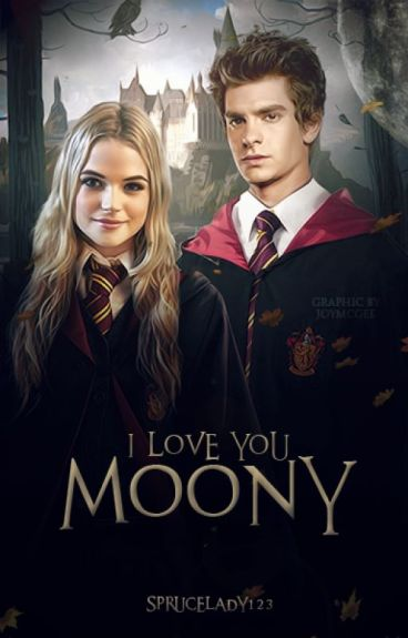I love you, Moony ✔