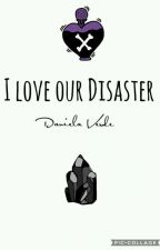 I Love Our Disaster|Michael Clifford| by light_dark_side