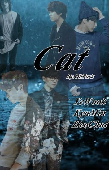 Cat [YeWook/ KyuMin/ Super Junior fanfiction]