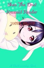 Oh great... She's cute..(kawaii! reader X Yandere simulator by Madsishback