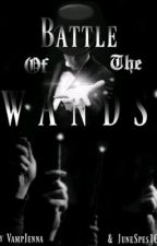 Battle of the Wands by JuneSpes101