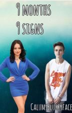 Nine months Nine signs  by piscesgloss_