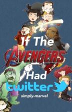 If The Avengers Had Twitter by simply-marvel