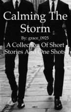 Storm and Silence Fanfiction by grace_0925