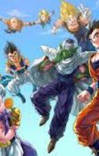 Dragon Ball Z Boyfriend Scenarios  (SLOW UPDATES) by gunit101