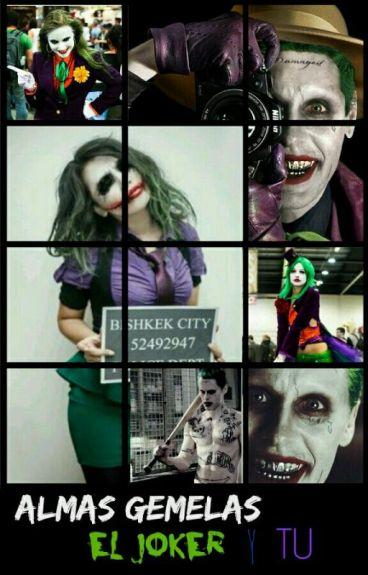 ~ALMAS GEMELAS~(Joker y Tu) #DcComicsAwards #Wattys2016