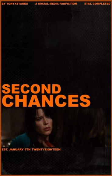 Second Chances ▹ Jeremy Renner [#Wattys2017]