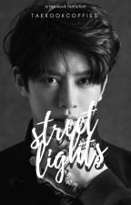 Street Lights;  kth+jjk by taekookcoffied