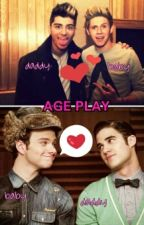 AGE PLAY ♥ ziall & klaine ♥  by larryageplay