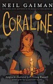 Coraline Book 1 by iluvstrawberry34