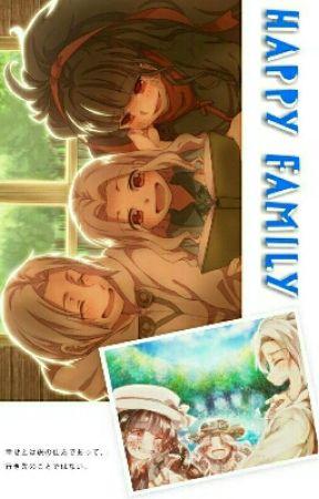 Happy Family by Jade_Yuki