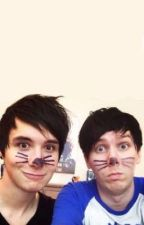 Broken Down |Phanfiction| by -mayathepsychic-