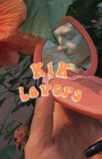 kik lovers ➳ multiship by babykells