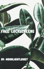 Free Lockscreens  by moonlightlouist