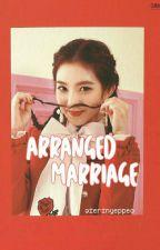 Arranged Marraige || B.J.H K.T.H by -aierinyeppeo