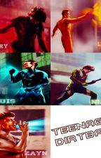 SuperHeroes-One Direction/L.T y tu by MaRiajoAyala