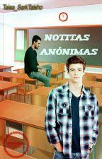 Notitas Anónimas (Olivarry) AU  by Taisha_StarkTaisho