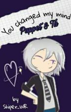You changed my mind |Puppet y tú | #FNAFHS | by Shiper_WR