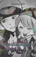 FranticShipping One Shots ((Ruby X Sapphire)) by PPOMGACH