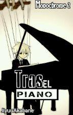 ♣ Tras el piano Monochrome 2 by JiyuuAkabane