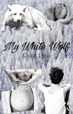 My White Wolf by Gomima