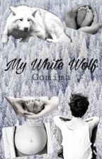 My White Wolf by Gomima
