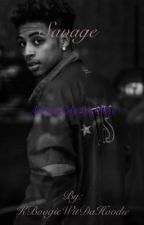 Savage(A Lucas Coly Love Story) by KBoogieWitDaHoodie