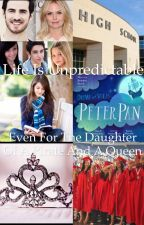 Life is Unpredictable even for the Daughter of a Pirate and a Queen  by alexannam16