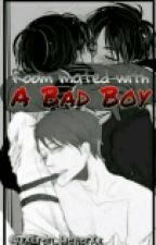 Room Mated with a Bad Boy [Eren x Bad Boy! Levi] by xXEren_JaegerXx
