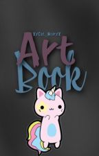 Art Book by CatNoir_DragonFly