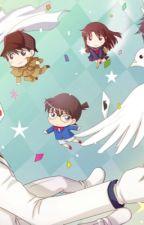 ( Fanfic Shinichi and Ran ) Love in me by MouriRan2207