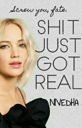 Sh!t Just Got Real | (Jennifer Lawrence | Liam Hemsworth) by nivi20997