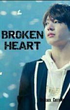 Broken Heart by Black_CuteyMae
