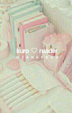 »Sleepy Ashe // Kuro x reader by MianaeBun