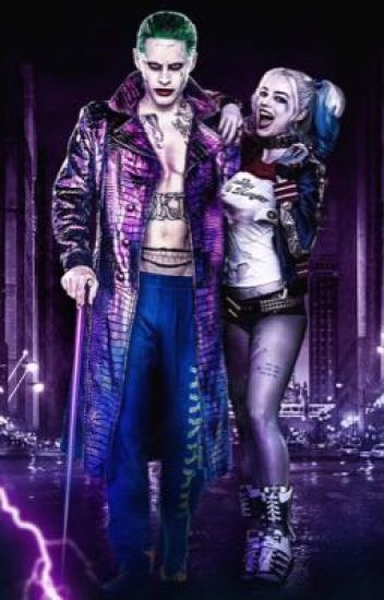 The Joker and Harley story